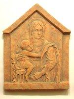 Studio d 39 arte vio lavori in pietra di venezia for Finestra rinascimentale disegno