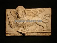 saint mark lion war 23x14 cm