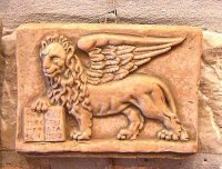 Lion of S. Mark